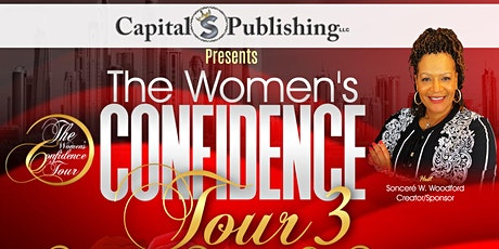 The Women's Confidence Tour #3 tickets