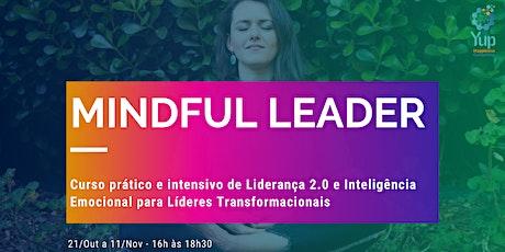 Treinamento Mindful Leader - Liderança 2.0 ingressos