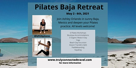 Baja Mexico Pilates Retreat tickets