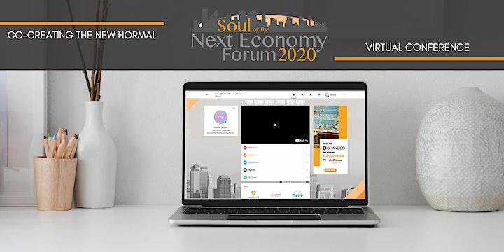 Soul of the Next Economy Forum 2020 image