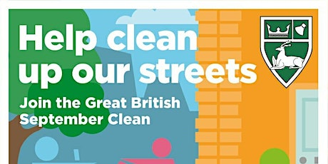 Chigwell Row - Great British September Clean tickets