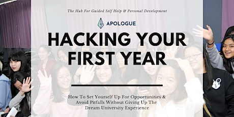 Hacking Your First Year In University (LIVE VIRTUAL WORKSHOP) tickets