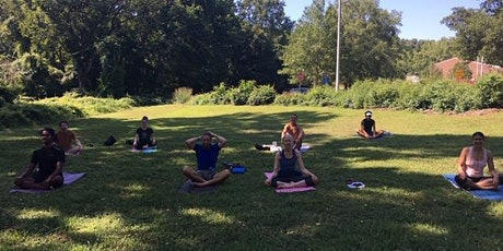 YOGA at Henry Anderson III Community Park tickets