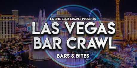 Las Vegas Bar Crawl - Bars & Bites tickets