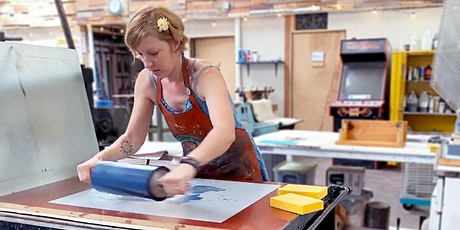 Private Printmaking Lesson with Dana Harris Seeger tickets