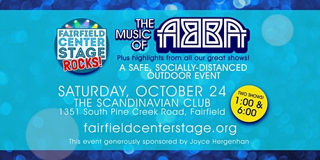 ~1pm show~ FCS ROCKS: The Music of ABBA + highlights from our great shows tickets