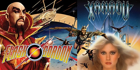 FLASH GORDON + XANADU:  40th Anniversary Double-Feature Drive-In! tickets