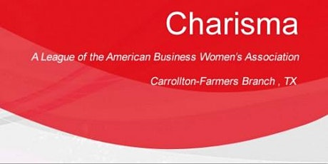 ABWA-Charisma October 27, 2020  Meeting and ZOOM tickets