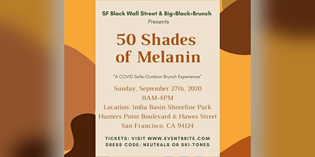 50 Shades of Melanin - Boho Chic Brunch tickets