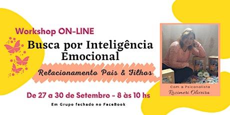 Busca por Inteligência Emocional ingressos