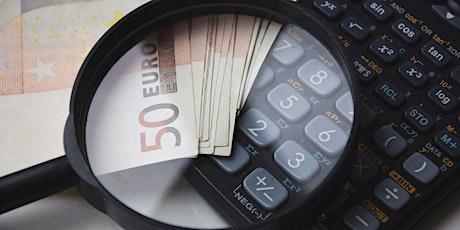 Gestão Integrada de Custos e Orçamento ingressos