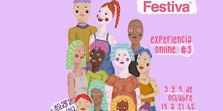 Festiva Online #3 boletos
