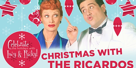 Christmas with The Ricardos: #1 Lucy Holiday Special at The Spinning Jenny tickets