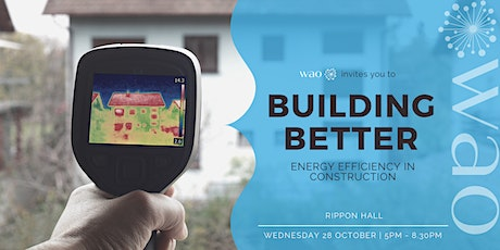 Building Better | Energy Efficiency in Construction tickets