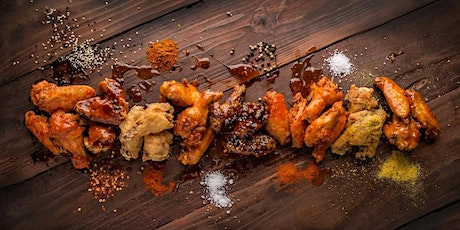 Wing vs. Wing Join The Market on Market  at our 1st Wing Competition! tickets