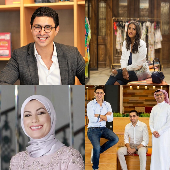 New Luxury: Founders building brands in the Middle East/Mena FREE WEBINAR image