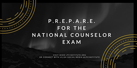 P.R.E.P.A.R.E. for the National Counselor Exam tickets