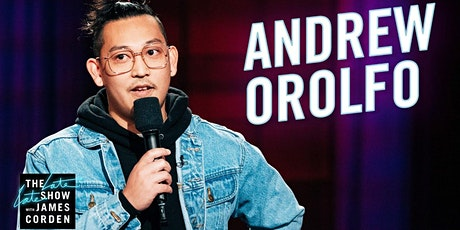 Live Outdoor Socially-Distant Stand-up Comedy with Headliner Andrew Orolfo tickets