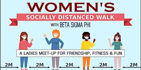 Ladies Socially Distanced Walk tickets