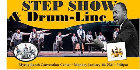 Grand Strand Drum Line & Step Show tickets