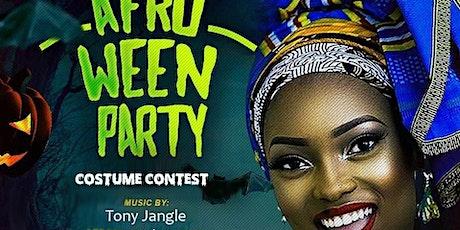 AfroWeen 2020 tickets