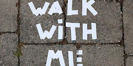 Walk With Me - 'Alley Walk' tickets