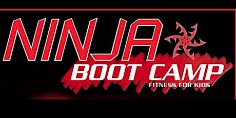 Ninja Boot Camp! Rockaway Location tickets