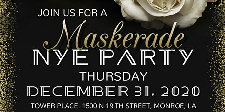 3rd Annual New Year's Eve on The Terrace tickets