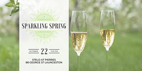 Sparkling Spring Dinner | Stelo at Pierres tickets