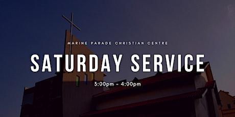 MPCC Saturday Worship Service tickets