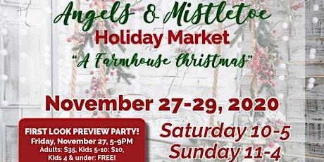 Angels & Mistletoe Holiday Market 2020 tickets
