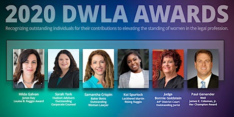 DWLA 2020 Awards Reception tickets