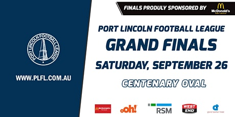 GRAND FINALS | Saturday, 26 September - Centenary Oval tickets