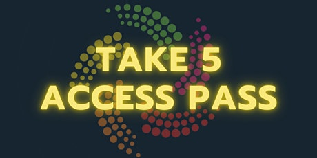CTFF 2020 - TAKE 5 Access Pass tickets