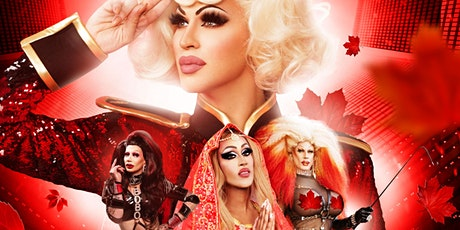 Drag Race Canada Tour in Adelaide tickets