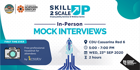 Skillup2Scaleup#10: Mock Interviews [In-Person] tickets