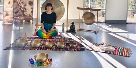 November 2020 Dalyellup Sound Meditation with Singing Bowl Wellbeing tickets