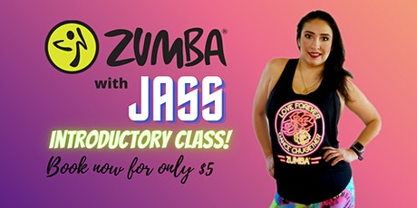 ZUMBA with JASS (Introductory Class)TUESDAY tickets