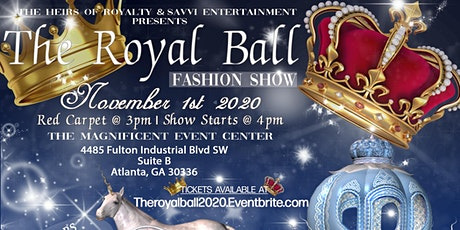 The Heirs of Royalty & Savvi Kids Entertainment Present The Royal Ball tickets