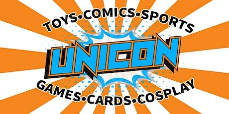Unicon Fandoms United tickets