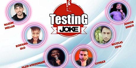 le testing joke billets
