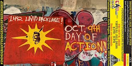 LA3 Raza Open Mic 1492 Landback Lane ingressos