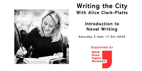 Writing the City - With Alice Clark-Platts tickets