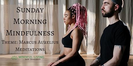 4-week Sunday Morning Mindfulness tickets