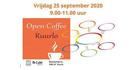 Open Coffee Ruurlo tickets