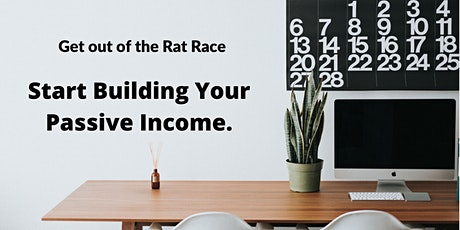 How You Can Escape the Never Ending Rat Race. tickets