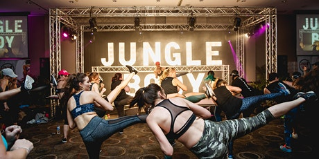 TUESDAY KONGA® by The Jungle Body Manawatū *CHANGE OF VENUE* tickets