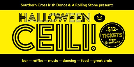 Halloween Ceili tickets
