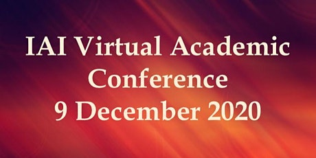 International VIRTUAL Academic Conference  December  9,  2020 tickets