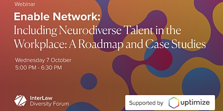 Including Neurodiverse Talent in the Workplace: A Roadmap and Case Studies tickets
